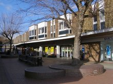 Totton, Shopping Centre, Hampshire © Jim Champion